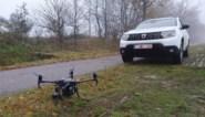 PZ Carma zet camera's in op drones