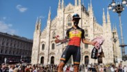 """Dries De Bondt schittert op podium in Milaan met twee nevenklassement: """"Ik ben héél fier"""""""