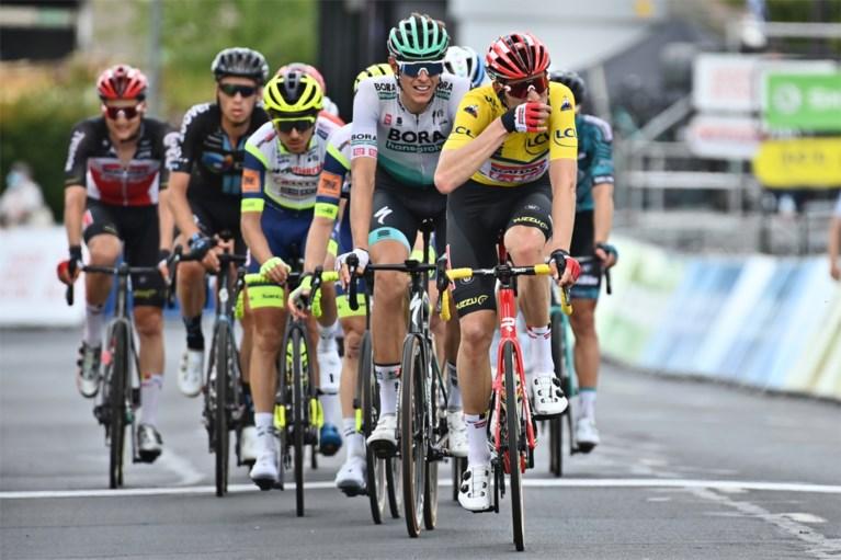 Lukas Pöstlberger blijft uit de greep van het peloton en slaat dubbelslag in tweede etappe van Critérium du Dauphiné