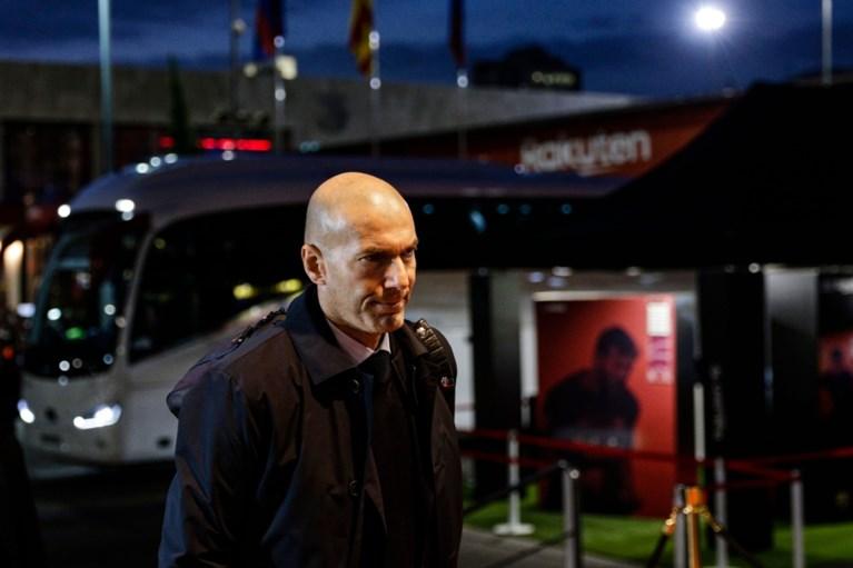 Weinig respect, geen vertrouwen en perslekken: Zinédine Zidane schrijft in open brief aan Real-fans frustraties van zich af