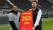 KV Oostende heeft met Kenny Rocha Santos een nieuwe middenvelder te pakken en stelt die voor in een opvallend filmpje