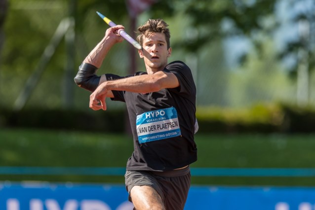 Thomas Van der Plaetsen kwalificeert zich in Götzis met persoonlijk record en een derde plaats voor de Olympische Spelen
