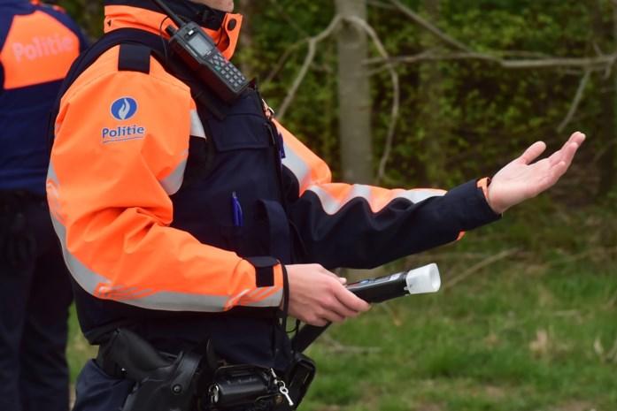 Dronken en gedrogeerde bestuurder betrapt tijdens politieactie