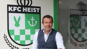 """Philip Van Eeghem nieuwe voorzitter van FC Heist: """"Focus op jeugdwerking en sociale rol van voetbal"""""""