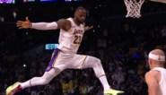 Kan LeBron James écht vliegen? Foto na fantastische dunk doet vermoeden van wel