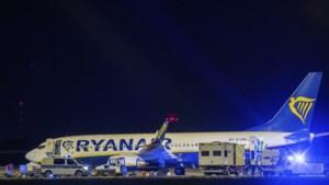Ryanair vliegtuig omgeleid naar Berlijn vanwege potentiële dreiging