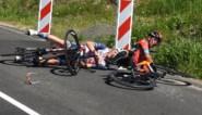 """Mads Pedersen out met hersenschudding na vreemde botsing: """"Ongelukkiger kan een ongeluk niet zijn"""""""