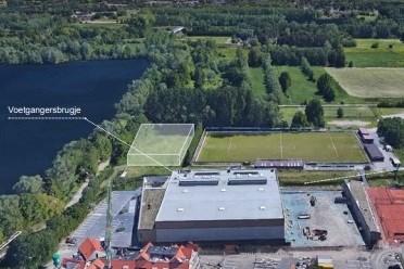 Overdekte tennishal komt op sportsite na goedkeuring GRUP Bergenmeers