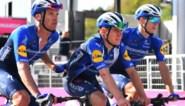 """Remco Evenepoel pareert de kritiek na val en Giro-opgave: """"Het is gemakkelijk om te zeggen dat het een stuurfout was"""""""