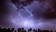 """Donderdag slaat het weer om: """"Overal kans op felle onweersbuien"""""""