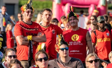 """EK-matchen van Rode Duivels op groot scherm voor 400 man: """"We willen voor een stadiongevoel zorgen"""""""