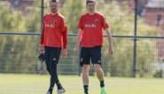 Simon Mignolet in doel bij Rode Duivels in oefenduel tegen Griekenland, ook Brandon Mechele krijgt zijn kans