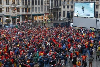 Regels vastgelegd: zo kan je straks EK-matchen Rode Duivels volgen op groot scherm