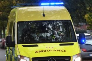 Fietser (80) uit Diest gewond na ongeval in Halen