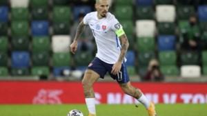 Slovakije naar EK met icoon Marek Hamsik en Genk-speler Patrik Hrosovsky