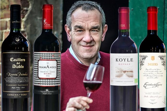 Nu kopen en deze winter genieten: Alain Bloeykens denkt al aan Kerstmis en selecteert vier wereldwijnen die straks tot hun recht komen