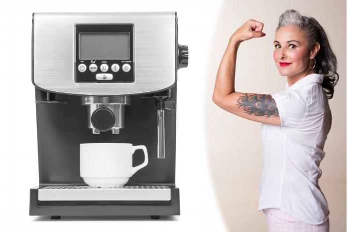Geen vies smaakje in de koffie: met de tips van onze huishoudexpert maak je je koffiemachine schoon