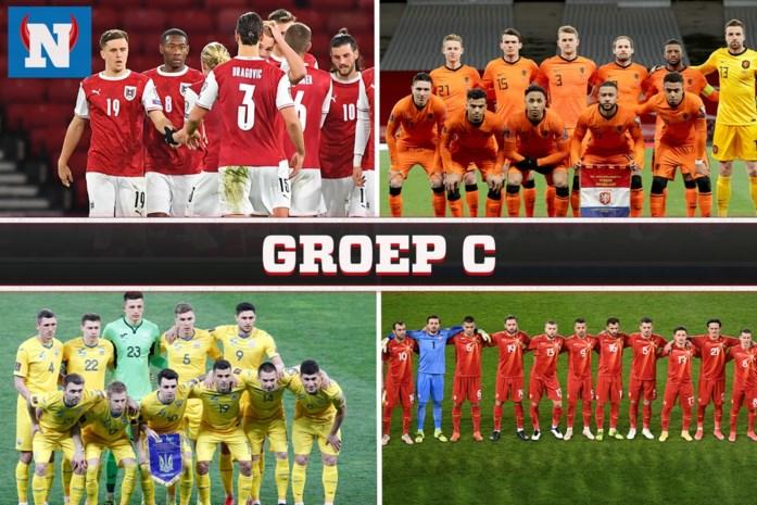 Het EK voorgesteld. Groep C: Nu al zeker van een primeur, de meest 'Belgische' ploeg en een mislukte Gouden Generatie