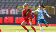 Nieuwe afzegging bij Red Flames: ook Justine Vanhaevermaet niet mee op stage in Spanje