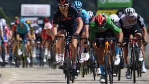 "Geraint Thomas verrast peloton in vijfde etappe Dauphiné: ""Ik dacht dat Colbrelli won"""