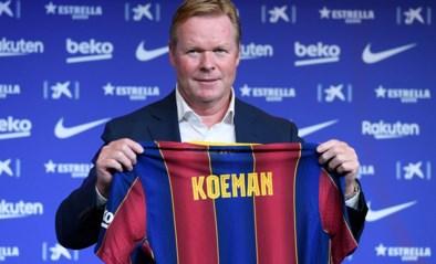 """Barcelona-voorzitter Laporta bevestigt dat Ronald Koeman mag aanblijven als coach: """"Gesprekken hebben vruchten afgeworpen"""""""