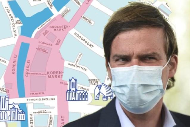 Mondmasker mag (bijna) af in Gent: waar is het nog verplicht?
