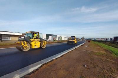 Asfalteringswerken R25 uitgesteld wegens voorspelde regen