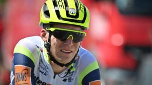 """Jan Bakelants laat zich opmerken in Dauphiné: """"Het gaat crescendo, maar de eerste drie dagen had ik veel last van de warmte"""""""