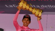 Egan Bernal klimt naar vierde plaats op UCI-ranking