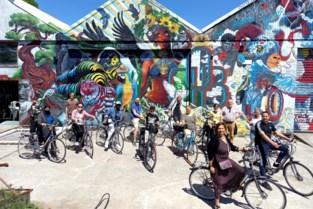 Anderstaligen kunnen voortaan Nederlands oefenen op de fiets