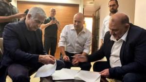 Historische coalitie in de maak in Israël: Palestijnen mee in uiterst verdeelde regering, die als enige doel heeft Netanyahu buitenspel te zetten