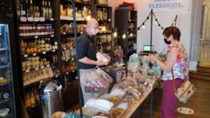 Streekproductenwinkel opent pop-up op Goudenleeuwplein, Groot Vleeshuis blijft voorlopig dicht