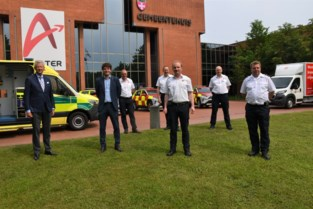 Hulpverleningszone Meetjesland vernieuwt wagenpark
