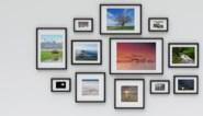 Een foto of schilderij goed inlijsten en op de juiste plaats hangen? Zo doe je dat