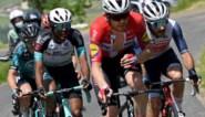 Kasper Asgreen botst in Dauphiné op motor van de organisatie