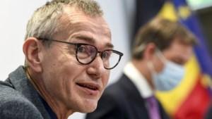 """Waarschuwingen over versoepelingen maar zelfs minister Frank Vandenbroucke (Vooruit) kan er niet om heen: """"Mijlpalen bereikt. Dan moeten we dit ook doen"""""""