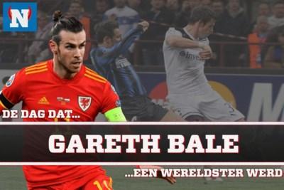 De dag dat Gareth Bale een wereldtopper werd: zonder een koppige trainer was het helemaal niet gebeurd