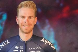 """Door corona reed Julien Vermote nog geen koers voor Alpecin-Fenix: """"Ik moet naar mijn lichaam luisteren"""""""