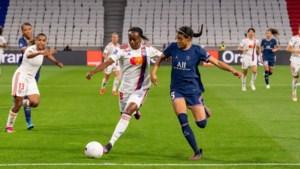 Na 14 opeenvolgende titels van Lyon kroont PSG zich tot kampioen bij vrouwen