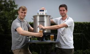 Bier brouwen te complex? Limburgse studenten ontwikkelen dan maar eigen automatische bierketel