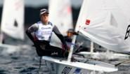 Emma Plasschaert plaatst zich nipt voor medaillerace