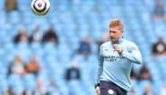 Kevin De Bruyne als enige voor tweede keer op rij in Elftal van het Jaar van de Premier League
