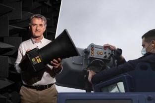 """Vlaamse fabrikant van geluidskanon tegen migranten snapt heisa niet: """"Je maakt er niemand instant doof mee"""""""