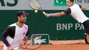 Geen kwartfinale voor Sander Gillé en Joran Vliegen op Rolland Garros: Belgen stranden in derde ronde
