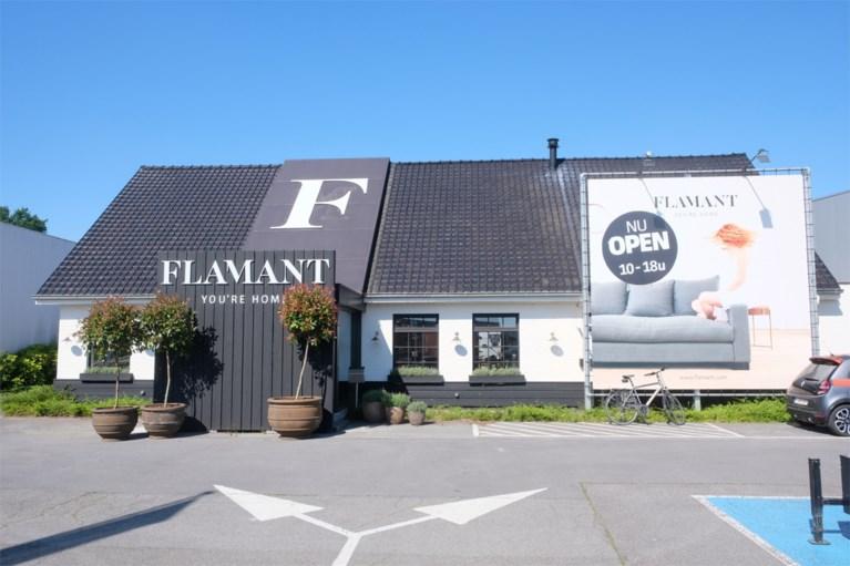 Interieurzaak Flamant richt zich nu ook op noordrand Antwerpen
