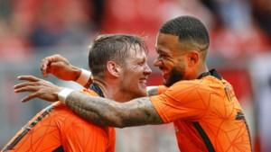 Onze Oranje-watcher ziet hoe Depay en 'Woutje Weghorst' de Nederlandse fans weer wat moed geven met zege tegen Georgië