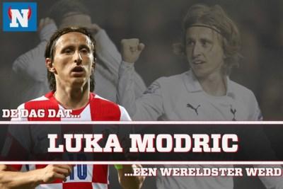 De dag dat Luka Modric een wereldtopper werd: de Kroatische Johan Cruijff maakte de hype waar tegen Michael Ballack