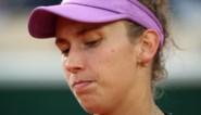 Alle Belgen uitgeschakeld in Roland Garros: Elise Mertens ondanks zeven matchpunten ook uitgeschakeld in dubbelspel