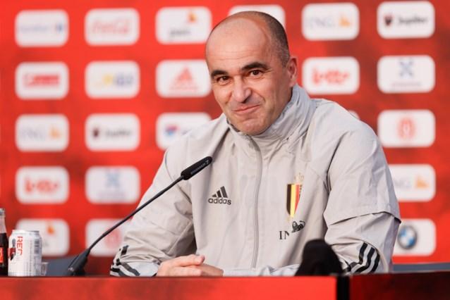 """Roberto Martinez countert de kritiek (en heeft goed nieuws over Eden Hazard: """"De defensie baart me het minst zorgen van allemaal"""""""
