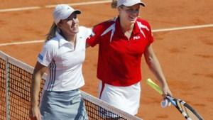 Kim Clijsters en Justine Henin zijn record van twintig jaar oud kwijt door knotsgekke Roland Garros bij de vrouwen
